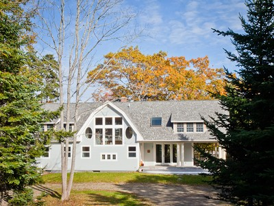 Single Family Home for sales at Rebel Hill 135 Rebel Hill Road  Islesboro, Maine 04848 United States