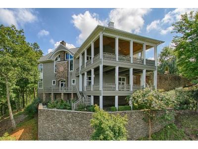 独户住宅 for sales at Grace Hill 1169 Little Round Top Way Townsend, 田纳西州 37882 美国