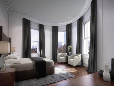 Condominium for sales at Hooper Mansion 448 Beacon Street Unit 3  Boston, Massachusetts 02115 United States