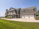 Maison unifamiliale for sales at Breathtaking Beach Front Home 14 Red Bird Trail Old Saybrook, Connecticut 06475 États-Unis