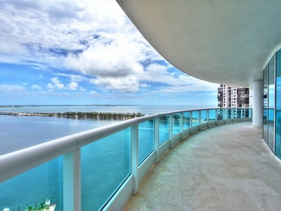Appartement en copropriété for sales at 2127 Brickell Av #2401-2 2127 Brickell Av Unit 2401-2 Miami, Florida 33129 États-Unis
