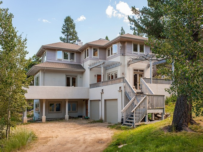 Single Family Home for sales at 3155 Ridge Road  Nederland, Colorado 80466 United States