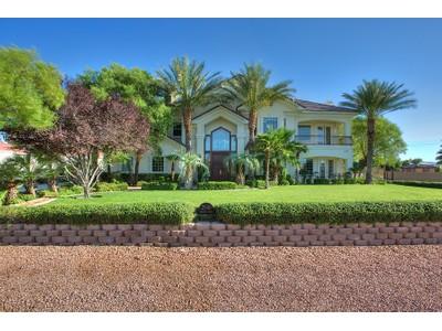 Casa para uma família for sales at 2940 Hardin Drive  Henderson, Nevada 89074 Estados Unidos