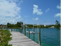 地產 for sales at Block 203 Lot 32 Treasure Cay, 阿巴科 巴哈馬