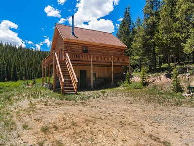 Single Family Home for sales at 195 Zebulon Court  Fairplay, Colorado 80440 United States