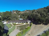 Single Family Home for sales at Outstanding Sleepy Hollow Setting! 1 Fawn Court San Anselmo, California 94960 United States