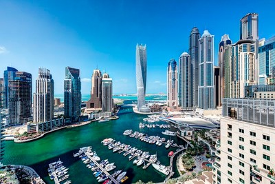 Duplex for sales at Duplex Penthouse, Yass Tower, Emaar 6 Towers Dubai Marina, Dubai, United Arab Emirates