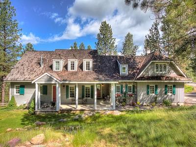 Vivienda unifamiliar for sales at 7790 Parkwood  Missoula, Montana 59808 Estados Unidos