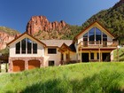 Single Family Home for sales at Seven Castles 217 Castle Road  Basalt, Colorado 81621 United States