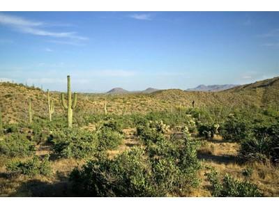 Land for sales at Fabulous 2.3 Acre Homesite In Prestigious Golf Community Of Desert Mountain 9300 E Grapevine Pass #344  Scottsdale, Arizona 85262 United States