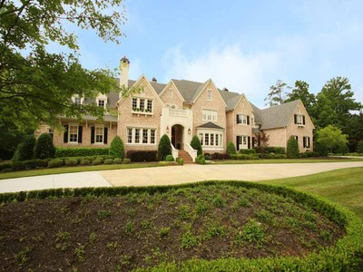 Maison unifamiliale for sales at Enjoy A Lifestyle of Privilege and Privacy 5000 Heatherwood Court  Roswell, Georgia 30075 États-Unis