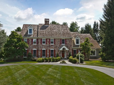 Single Family Home for sales at New Hope, PA 9 Bellinghamshire Place New Hope, Pennsylvania 18938 United States