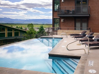 Condominium for sales at Top Floor Hotel Terra Suite 3335 West Village Drive Hotel Terra 518 Teton Village, Wyoming 83025 United States