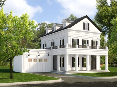 Single Family Home for sales at New Construction in Rye City 18 Hillside Road Rye, New York 10580 United States