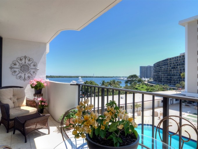 コンドミニアム for sales at Admiralty at Old Port Cove 1208 Marine Unit 305A North Palm Beach, フロリダ 33408 アメリカ合衆国