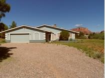 Tek Ailelik Ev for sales at Beautiful Ranch Style Home with Red Rock Setting 190 Morgan Drive   Sedona, Arizona 86351 Amerika Birleşik Devletleri