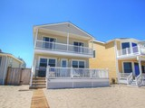 Multi-Family Home for sales at Beachfront Home 387 Beach Front Manasquan, New Jersey 08736 United States
