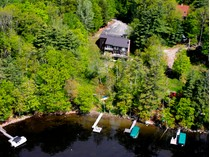 Single Family Home for sales at 13 South Crane Lane    Rome, Maine 04963 United States