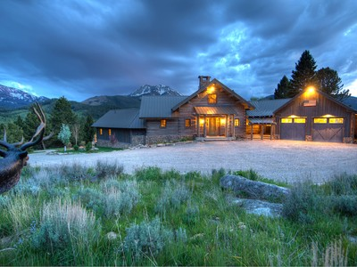 Single Family Home for sales at Elk Peaks Ranch  Big Sky, Montana 59716 United States
