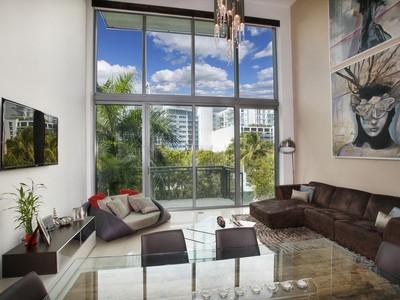 Condominium for sales at 6000 Collins Ave. #308  Miami Beach, Florida 33140 United States