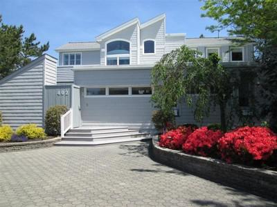 Maison unifamiliale for sales at OSPREYS NEST 402 Tidal Drive  Long Beach Township, New Jersey 08005 États-Unis