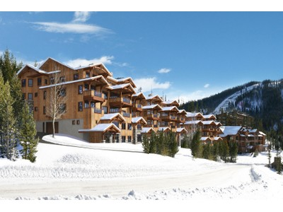 Nhà chung cư for sales at New Construction Mountain Lake Condo 2 Summit View Road Unit 302  Big Sky, Montana 59716 Hoa Kỳ
