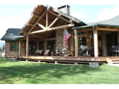 Casa para uma família for sales at 20 Shirley's Court    Darby, Montana 59829 Estados Unidos
