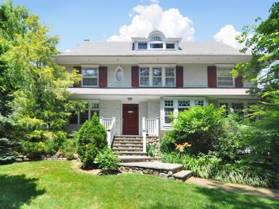Single Family Home for sales at Colonial, Victorian 43 Witherbee Pelham, New York 10803 United States