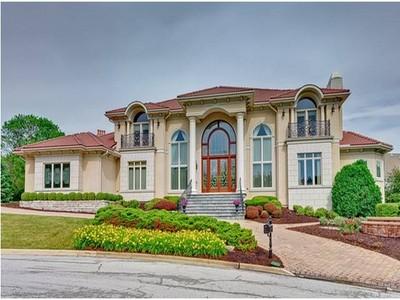 獨棟家庭住宅 for sales at 602 Ambriance Dr.  Burr Ridge, 伊利諾斯州 60527 美國