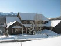 Einfamilienhaus for sales at 10 Valley View Drive    Telluride, Colorado 81435 Vereinigte Staaten