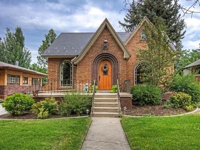 Casa Unifamiliar for sales at Classic Yale Avenue Tudor home in desirable Gilmer Park neighborhood 1151 Yale Ave Salt Lake City, Utah 84105 Estados Unidos