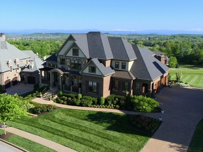 Maison unifamiliale for sales at Highwick in Bridgemore 12754 Highwick Circle Knoxville, Tennessee 37934 États-Unis