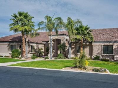 独户住宅 for sales at Beautiful Home in Gated Community in the Heart of the Citrus Corridor in Mesa 3950 E McLellan Rd #5 Mesa, 亚利桑那州 85205 美国