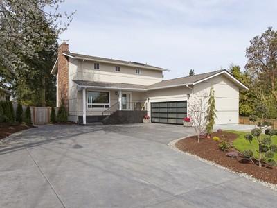 Single Family Home for sales at 3536 Shorecliff Dr NE  Tacoma, Washington 98422 United States