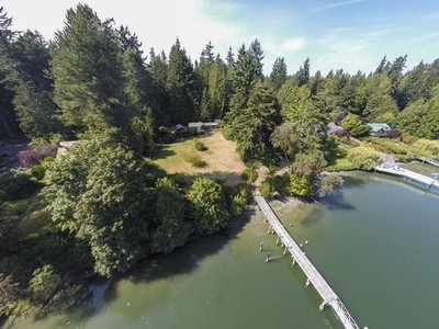 Single Family Home for sales at Sivertson Estate 14790 Sivertson Road Bainbridge Island, Washington 98110 United States
