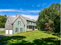 Single Family Home for sales at Five Bedroom Home with Pool 116 Stongate Lane   Vineyard Haven, Massachusetts 02568 United States