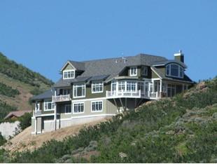 Casa Unifamiliar for sales at Finest View in Utah 450 Bern Way Midway, Utah 84049 Estados Unidos