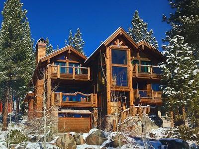 Casa para uma família for sales at 591 Pinto Court 591 Pinto Ct Incline Village, Nevada 89451 Estados Unidos