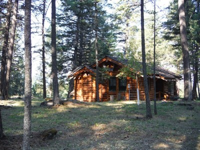 Tek Ailelik Ev for sales at Beautiful Retreat 9050 MT Hwy 35 Bigfork, Montana 59911 Amerika Birleşik Devletleri