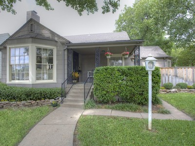 Single Family Home for sales at 4024 Birchman Avenue  Fort Worth, Texas 76107 United States