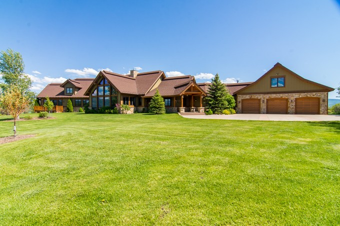 Maison unifamiliale for sales at 30355 Marshall Ridge  Steamboat Springs, Colorado 80487 États-Unis