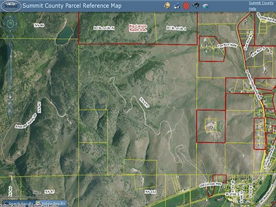 Đất đai for sales at 550+ Acres of Secluded and Pristine Land Just Outside Park City 00 S Old Lincoln Hwy Wanship, Utah 84017 Hoa Kỳ