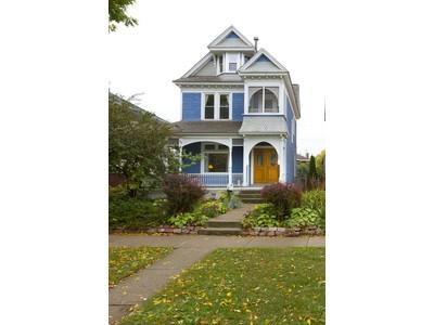 Maison unifamiliale for sales at 794 Laurel Avenue   St. Paul, Minnesota 55104 États-Unis