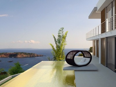 Casa para uma família for sales at roject With License To Build In Vista Alegre  Ibiza, Ibiza 07830 Espanha