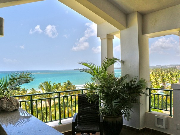 Apartment for sales at Oceanfront Penthouse at Rio Mar 6000 Blvd Rio Mar Wyndham Resort Rio Grande, Puerto Rico 00745 Puerto Rico