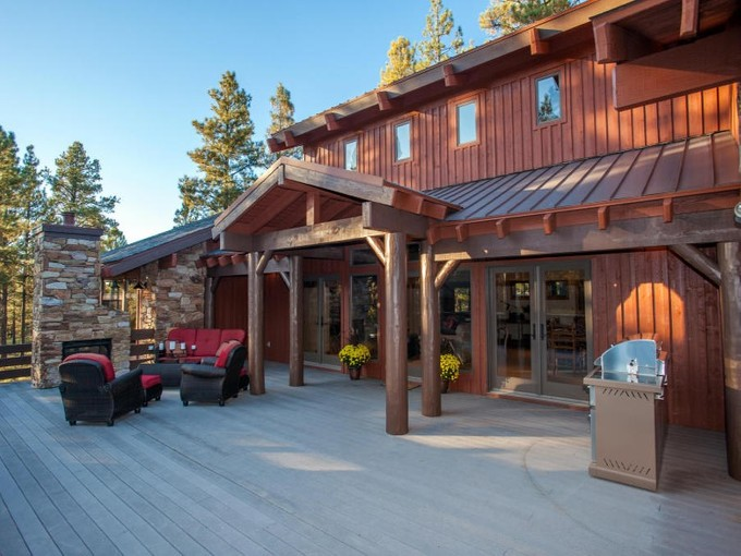 Single Family Home for sales at Living Private 1900 E Hard Scrabble CT Flagstaff, Arizona 86001 United States