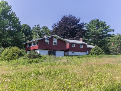 Single Family Home for sales at River Road 617 River Road Edgecomb, Maine 04556 United States