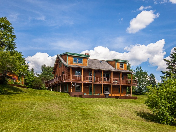 Single Family Home for sales at Charleston Road 288 Charleston Road Dexter, Maine 04930 United States