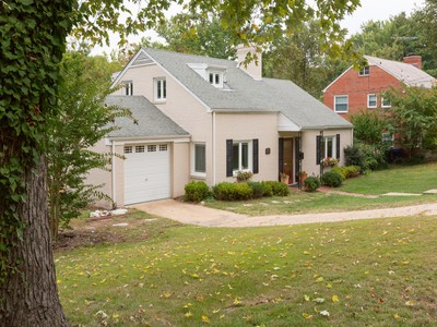 Single Family Home for sales at Clover 411 Skyhill Rd Alexandria, Virginia 22314 United States
