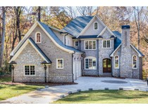 Moradia for sales at Exquisite Brookhaven Home 1431 Hearst Drive NE  Brookhaven, Atlanta, Geórgia 30319 Estados Unidos